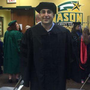 GMU Alumni CEO Ali Manouchehri