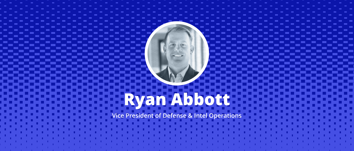 MetroStar Names Ryan Abbott as VP of Defense and Intel Operations