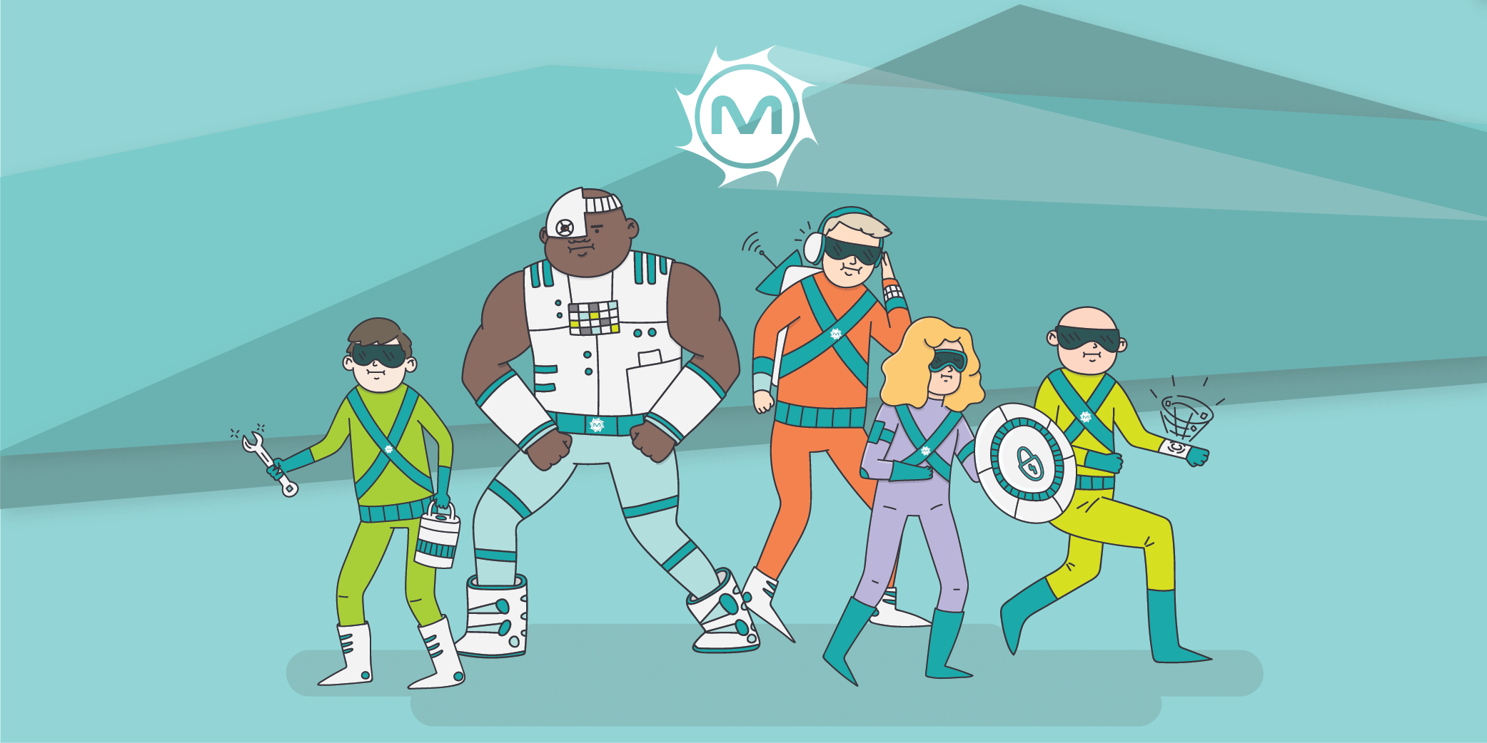 CyberSquad, Assemble! 5 Key Roles In Your Cybersecurity Team