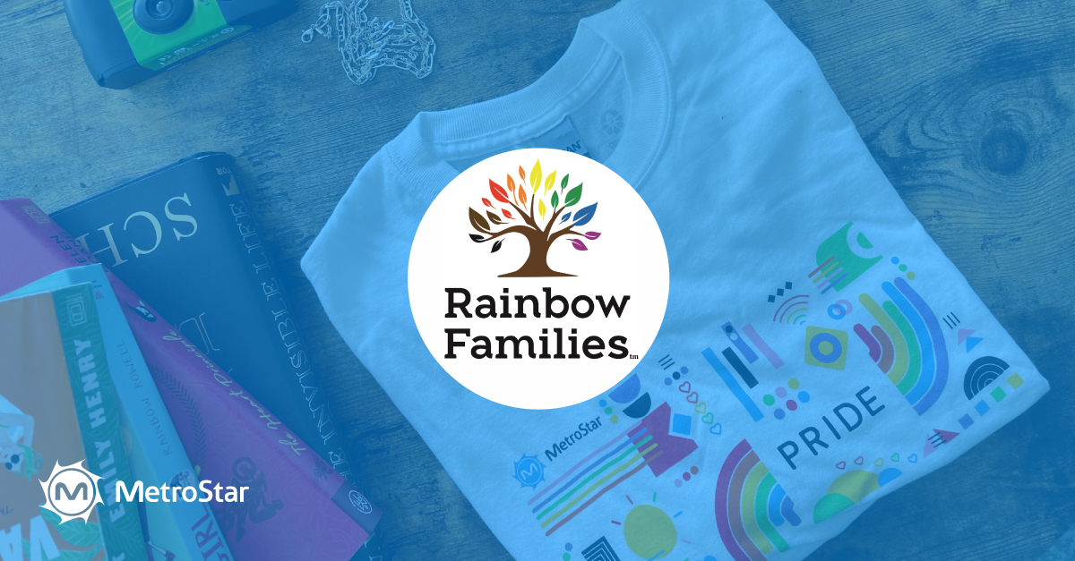Supporting Local:MetroStarRaises Over 2K for Rainbow Families